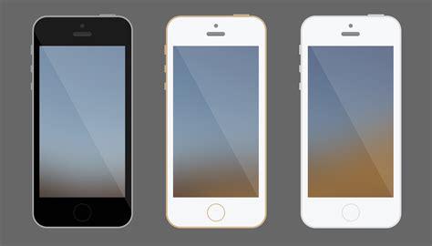 mockup design iphone flat iphone 5s mockup psd file