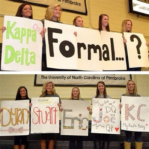 membuat proposal semi formal 48 best images about cute ways to ask to formal on