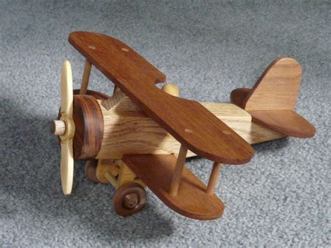 woodwork wood toy airplane plans  plans