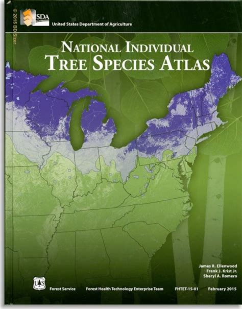 national individual tree species atlas  government