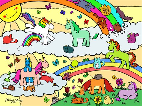 unicorn coloring book for magical unicorn coloring book for boys and anyone who unicorns unicorns coloring books books unicorn caticorn free coloring page sle by