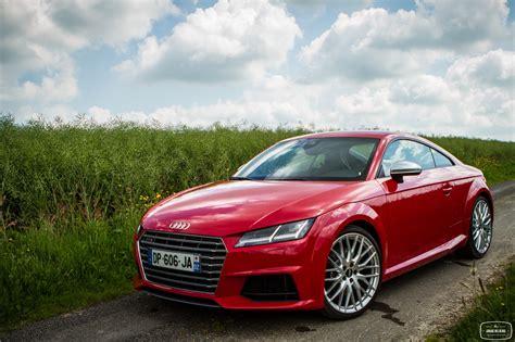 Test Audi Tts Coupe by Essai Audi Tts Coupe Exterieur 10 Le De Viinz