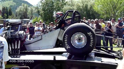 hp drag car dyno youtube