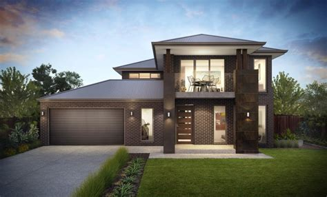 grande popular storey home design melbourne sjd homes