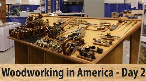 woodworking  america day  youtube