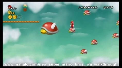 7 Tips On Mario Wii With A Partner by New Mario Bros Wii Walkthrough World 7 6