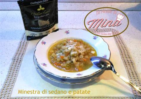zuppa di sedano e patate minestra di sedano e patate le ricette di mina