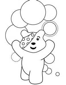 Pudsey Template Printables by How Draw Pudsey Bears 2 Coloring Pages Apps Directories
