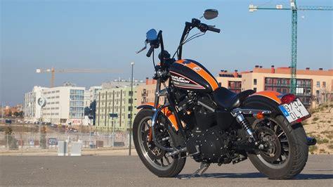 Harley Davidson Hd011 Black Orange hellboy biker 883r black orange hd sportster bikers hd sportster and wheels