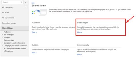 adwords bid how to set up target cpa smart bidding for your adwords