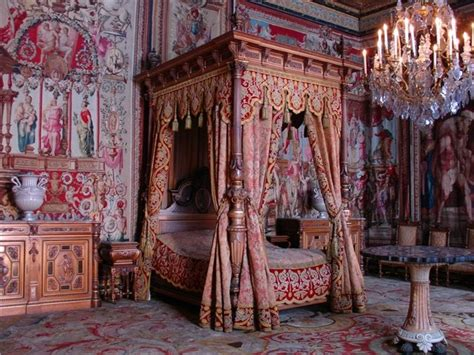 Schlafzimmer Ludwig Xiv by True Bedroom Of Louis Xiv In Versalles