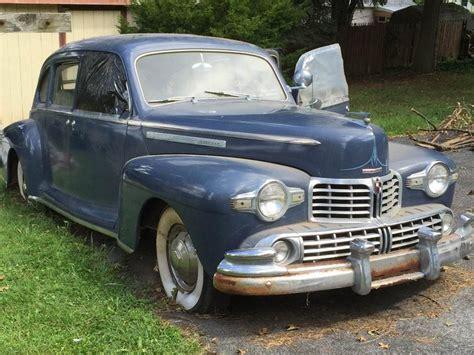 1946 lincoln zephyr 1946 lincoln zephyr 4 door sedan for sale 1871190