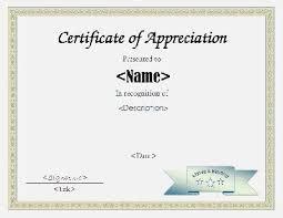 formal certificate of appreciation template 15 appreciation certificate designs certificate templates