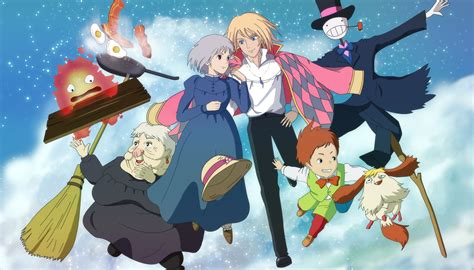 film studio ghibli preferito howl s moving castle review film takeout howl s moving