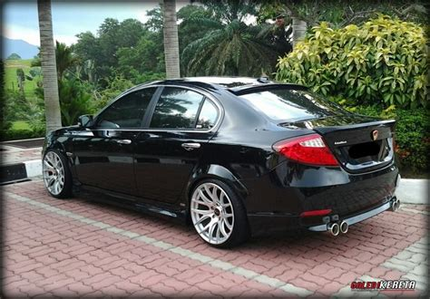 kereta bmw modified proton saga suzuki cars