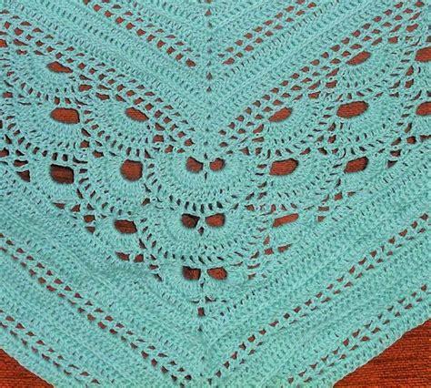 free pattern virus shawl virus shawl meets deichspielerei free adapted crochet
