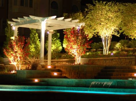 Landscape Lighting Dallas Dallas Landscape Lighting Keane Landscaping