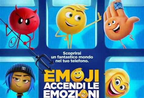 emoji le film emoji teaser trailer e poster leganerd