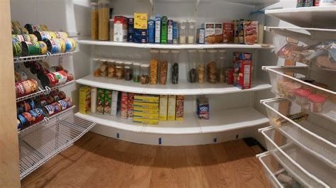 ikea pantry shelving google search pantry pinterest the lower half of my wife s new pantry closet ikea algot