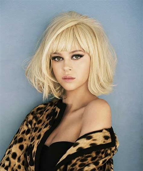 haircuts pop corn for 2014 messy layered bob hairstyles short hairstyles 2015 share