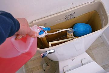 winterizing home plumbing supply and drain pipes to