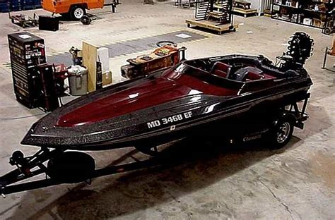 bass boat central boards did chion really make these