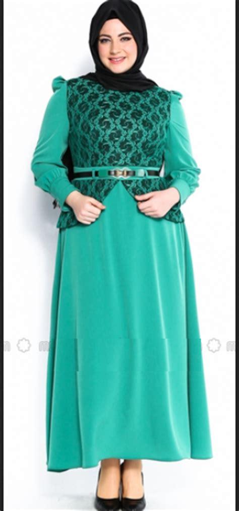 Baju Gamis Utk Orang Tua 11 model baju gamis untuk orang gemuk pendek