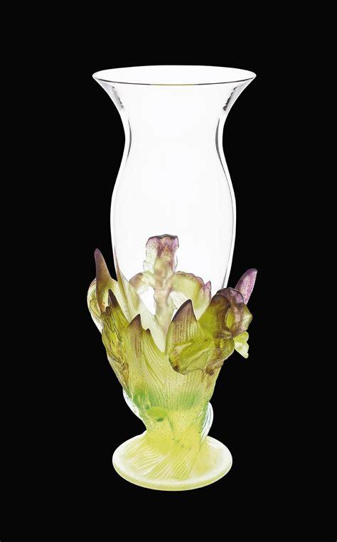 Daum Vases Prices daum iris vase 03537