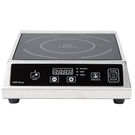 Countertop Induction Cooker - countertop induction cooker 120v 1800w