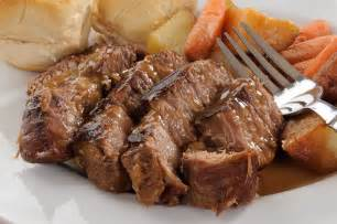 beef pot roast recipe dishmaps