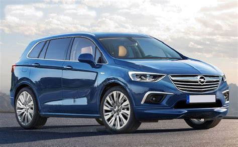 2018 Opel Zafira Redesign And Performance 2018 2019 Car