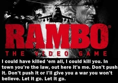 action film movie quotes the most memorable quotes from bad ass action movies