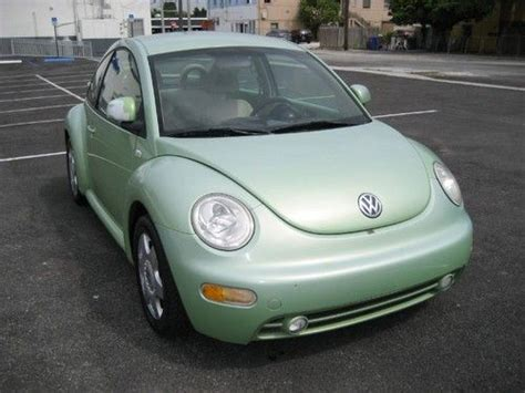 buy used volkswagen beetle buy used volkswagen new beetle 2000 in miami florida