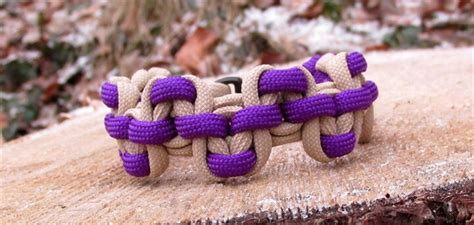 Gelang Paracord Motif Serfent River Bar 48 easy paracord project tutorials ideas diy to make