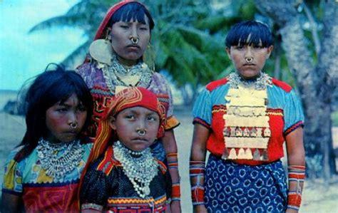kuna tribe the plumed conch the kuna of panama