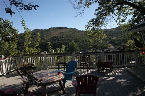 bed and breakfast park city a e london journal