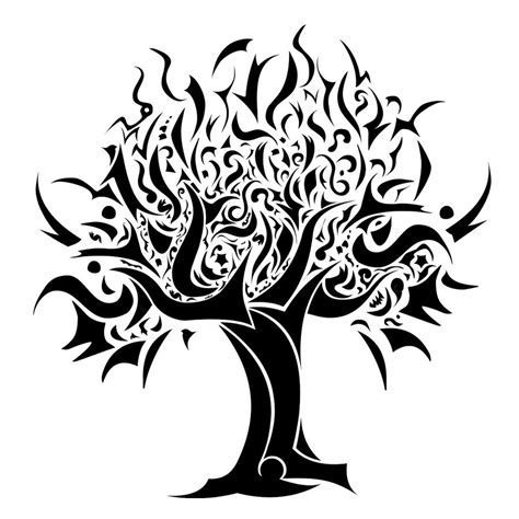 tree of life tribal tattoo 1000 images about ideas on trees