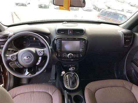 Kia Soul Leather Interior 25 best ideas about kia soul interior on kia