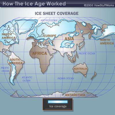 evidence   ice age howstuffworks