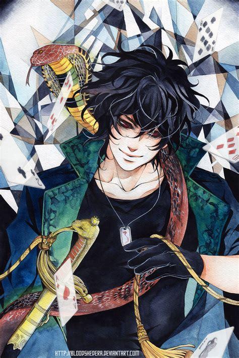 Anime King by King Cobra By Bloodshedera On Deviantart