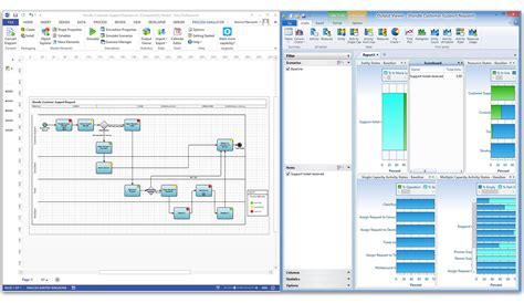 visio simulation www veritek us simple context diagram dra