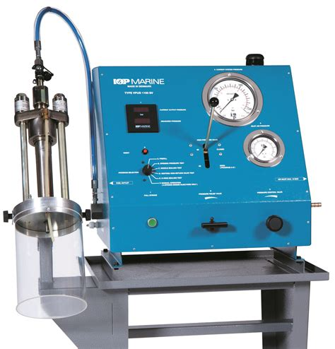 bench test fuel injector vpud fuel injector test rig fuel injector test bench chris marine