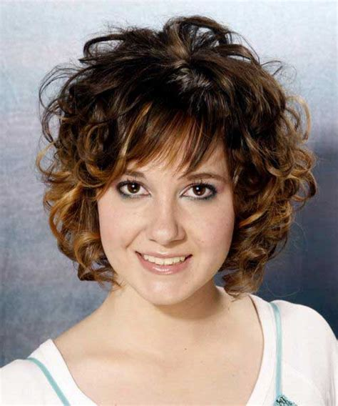 with haircuts 20 short curly hair with bangs short hairstyles
