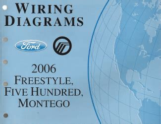 online auto repair manual 2006 ford freestyle electronic toll collection 2006 ford freestyle five hundred mercury montego wiring diagrams