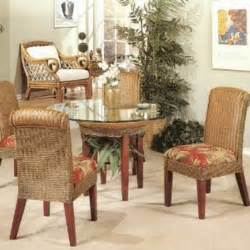 Wicker Dining Room Chairs Indoor Dining Room Modern And Contemporary Style Of