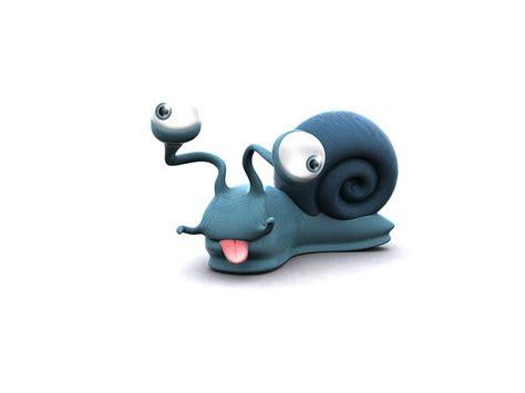 wallpaper 3d cartoon animal 3d snail funny 3d cartoon snail wallpaper 7 wallcoo net