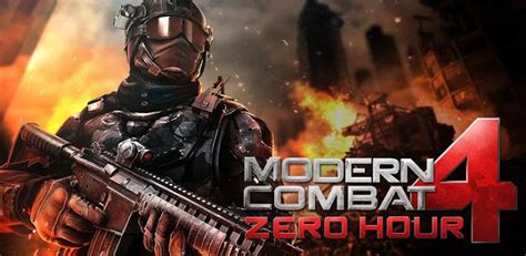 modern combat apk modern combat 4 zero hour 1 0 6 apk sd data files direct link android apps apk free