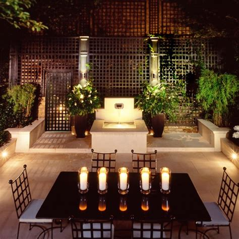 25 Backyard Lighting Ideas Illuminate Outdoor Area To Make Garden Lights Uk