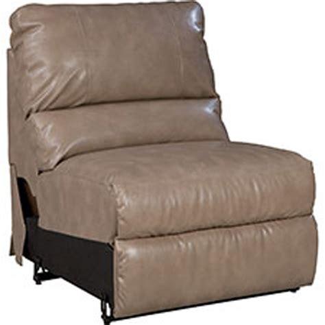 armless recliner chair la z boy 40s723 aspen armless recliner discount furniture