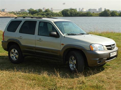 2003 mazda tribute pics gasoline automatic for sale